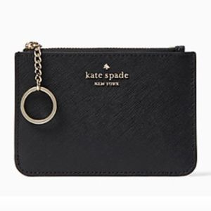 Brand New Kate Spade Keychain Wallet